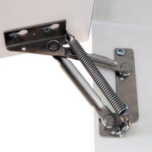 Berlenus-CH6HG-Mueble-alto-de-cocina-para-cubrir-la-campana-60-cm-color-gris-brillante-0-1