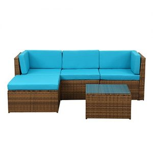 IKAYAA-H0064-Conjunto-de-Muebles-de-Jardn-Saln-Patio-Terraza-Aire-Libre-2-Sof-Esquina1-Medio-Sof1-Tabla1-OtomanaColor-Azul-0