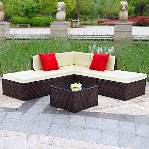 Conjunto muebles de jardin perfect muebles de jardn ak for Conjunto muebles terraza