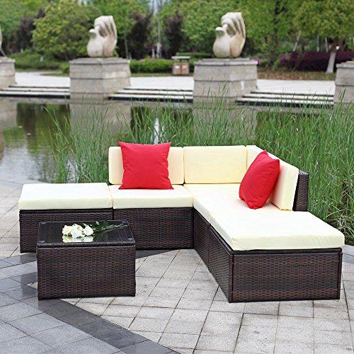 Conjunto muebles de jardin latest os presentamos el set for Conjunto muebles terraza