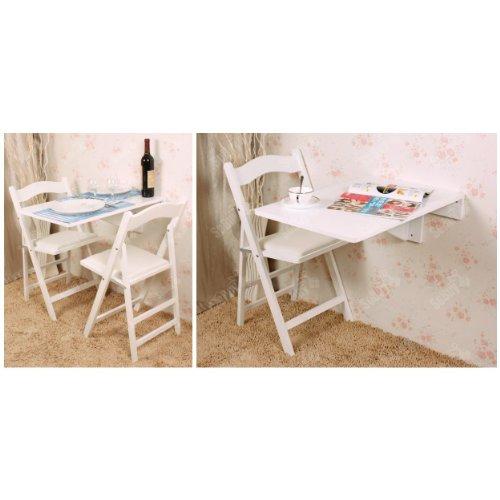 Sobuy mesa plegable de pared mesa de cocina mueble - Mesa plegable cocina pared ...